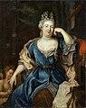 Hanna Krystyna Radzivił (Lubamirskaja). Ганна Крыстына Радзівіл (Любамірская) (1692).jpg