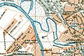 Hannover Stadtplan 1888 Meyers Konversations-Lexikon 4. Auflage Band 8 Seite 138a+138b Glockseebrücke.jpg