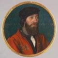 Hans Holbein d. J., , Kunsthistorisches Museum Wien, Gemäldegalerie - Ein Hofbediensteter König Heinrichs VIII. - GG 5432 - Kunsthistorisches Museum.jpg