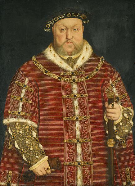 Famous Tudor Painting Skull Side On