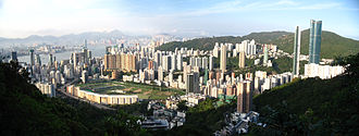 Happy Valley, Hong Kong - Happy Valley in 2008