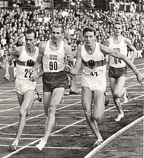 Anders Gärderud Swedish steeplechase runner