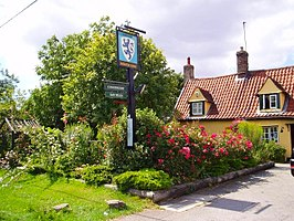 Pub The Blue Lion