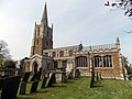 Harlaxton Ss Mary and Peter - exterior from the southeast.jpg
