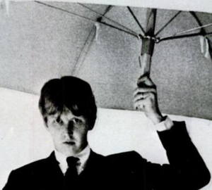 Everybody's Talkin' - Nilsson in 1967 promotional photo