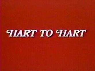 Hart to Hart - Image: Hart to Hart