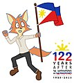 Harvett Fox - 122 Years After the Independence of the Philippines.jpg