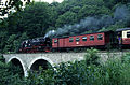 Harz steam 1991 on viaduct.jpg