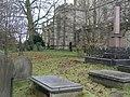 Hatfield churchyard - geograph.org.uk - 1709096.jpg