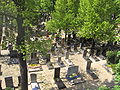 Hauptfriedhof Wuerzburg from bridge in east 11.jpg