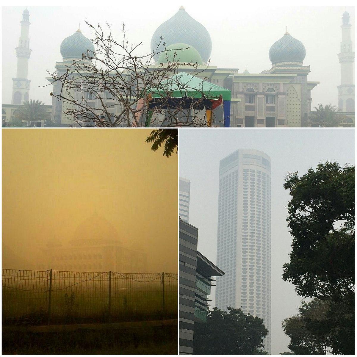 2015: 2015 Southeast Asian Haze