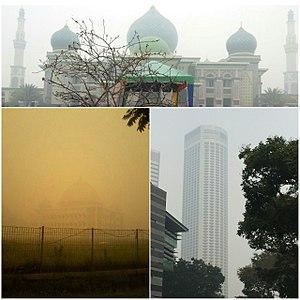 2015 Southeast Asian haze
