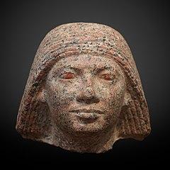 Head of Seshem-nofer II-12.1487