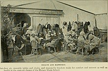 Health and the school; a round table (1913) (14595039520).jpg
