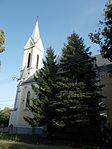 Heart of Jesus Church (N). - Alsó Street, Újfalu, Érd.JPG
