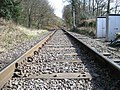 Hedgehogs eyeview from the level crossing - geograph.org.uk - 741292.jpg