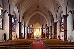 Heilig-Kreuz (Berlin-Wilmersdorf) Kirchenschiff.JPG