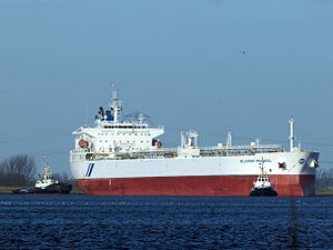 Hellespont Progress, IMO 9351426 at Port of Amsterdam photo-1.JPG