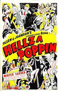 <i>Hellzapoppin</i> (musical) musical