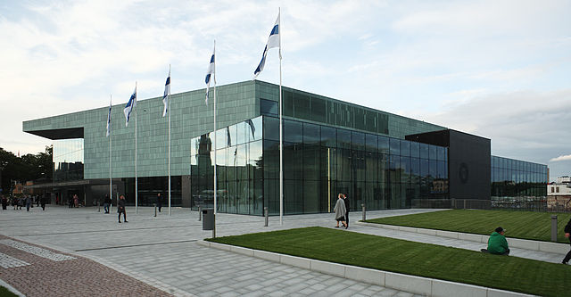 Helsinki Music Center
