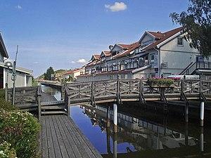 Henån - Henån in August 2006