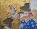Henri bellechose, altare di san dionigi, 1415-16, 07.JPG