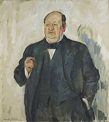 Portrait of Harald Otto