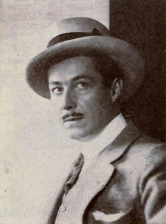 Ramona (1910 film) - Henry B Walthall, the actor who plays Alessandro.