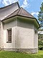 Hermagor Mitschig Pfarrkirche hl. Magdalena Apsis SO-Ansicht 18062018 3613.jpg