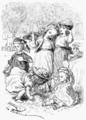Hetzel Magasin1903 d283 Semaine des enfants - Mlle Lili aux tuileries.png