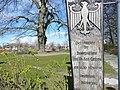Hier startete der Bundespräsident Prof. Dr. Karl Carstens am 11.10.1979 seine Deutschland Wanderung - panoramio.jpg