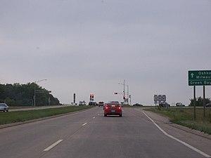 Wisconsin Highway 15 - East terminus
