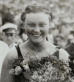 Hilde Schrader 1928