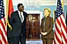 Hillary Clinton meets with Angolan Minister of External Affairs Ansuncao Afonso dos Anjos, May 2009-2.jpg