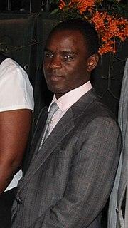 Frank Mugisha Ugandan LGBT rights activist