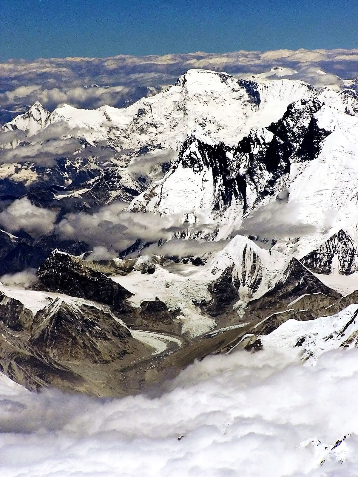 High-altitude adaptation in humans - Wikipedia
