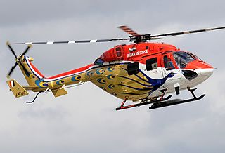 HAL Dhruv utility helicopter family