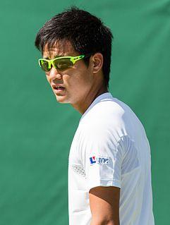 Hiroki Moriya Japanese tennis player