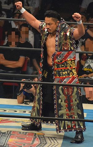 Hirooki Goto - Goto in July 2015