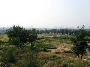 Weiyang Palace - Historic site of Weiyang Palace