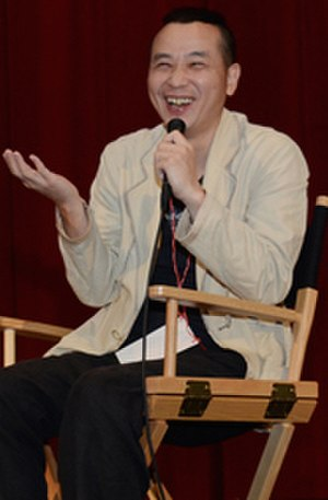 Ho Yi - Ho Yi at the 2014 Awareness Film Festival