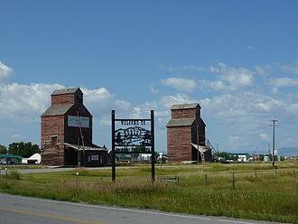 Hobson, Montana - Hobson, Montana