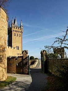 Burg Hohenzollern Wikipedia
