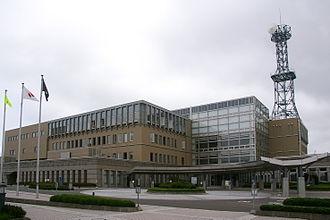 Oshima Subprefecture - Hokkaido Government Oshima Subprefectural Office in Hakodate