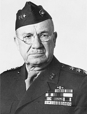 Battle of Makin - Maj. Gen. Holland M. Smith, USMC