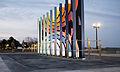 Holocaust Memorial - Menorah View.jpg