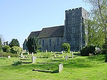 Image result for Holy Trinity Churchyard Milton Regis Swale Borough Kent, England