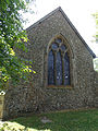 Holy Trinity Church, Takeley - chancel from the east.jpg