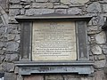 Holyrood Abbey, grave of Mary Proby.jpg