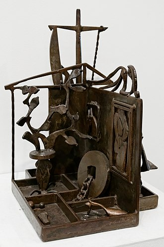 David Smith (sculptor) - Image: Home of the welder Tate Modern L01025 n 02